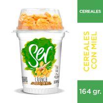 Yogur-Descremado-con-cereal-y-miel-Ser-164-Gr