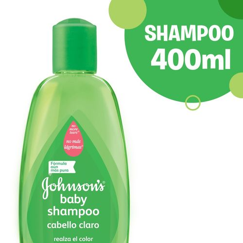 Shampoo-Johnson-s-Cabello-Claro-400-Ml