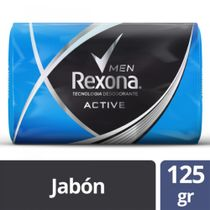 Rexona-Jabon-en-barra-Active-Men-125-Gr