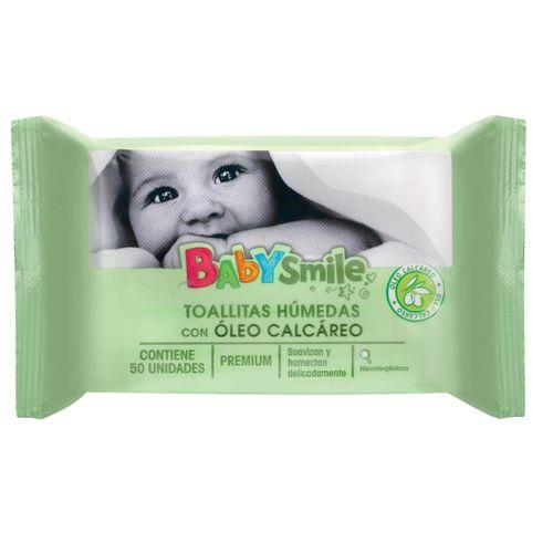 Toallitas-Babysmile-con-Oleo-Calcareo-50-Un