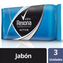 Rexona-Jabon-de-tocador-Active-3x125-Gr