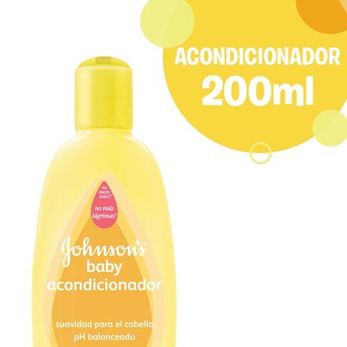 Acondicionador-Johnson-s-Baby-Clasico-200-Ml
