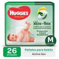 Pañales-Huggies-Active-Sec-Megapack-M-26-Un-_1