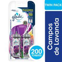 Aromatizante-de-ambiente-Glade-Twin-Pack-Campos-de-Lavanda-200-Toques-_1