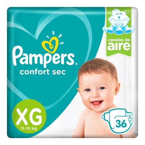 Pañales-Pampers-Confort-Sec-XG-36-U-_1