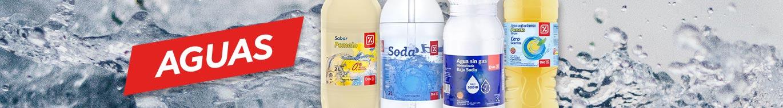 Bebidas - Aguas