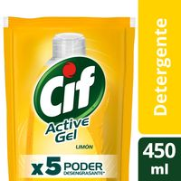 Detergente-Concentrado-Cif-Active-Gel-Limon-Repuesto-450-Ml-_1