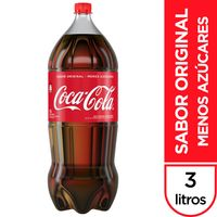 Gaseosa-CocaCola-sabor-Original-–-menos-azucares-3-Lts-_1