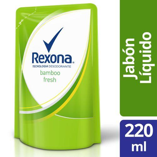 Jabon-Liquido-Rexona-Bamboo-Fresh-Repuesto-220-Ml-_1