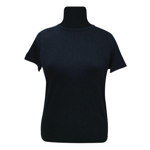 Remera-de-Mujer-Cuello-redondo-Negro-T-L-1-Un-_1