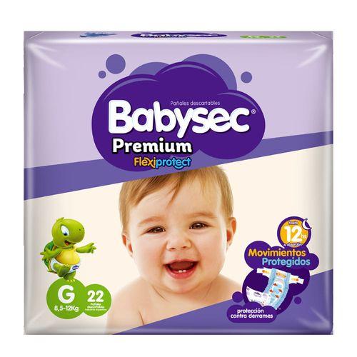 Pañales-Babysec-Premium-Flexiprotect-T--G-85-12-Kg--22-Un-_1