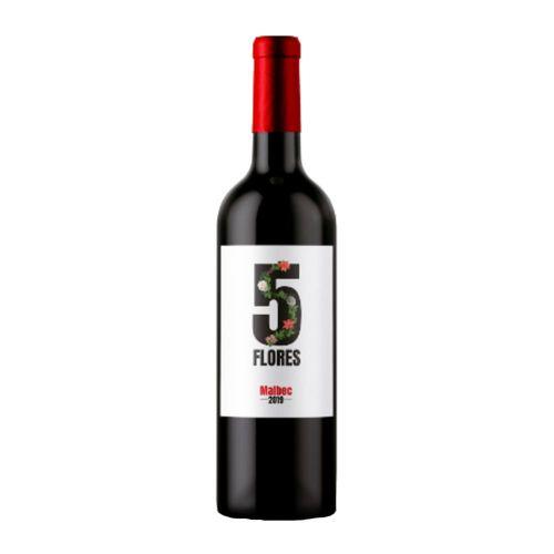 Vino-Tinto-5-Flores-Malbec-750-Ml-_1